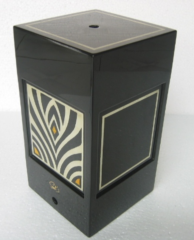 LACQUER LAMP BASE